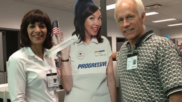 Eva F., Progressive Insurance -