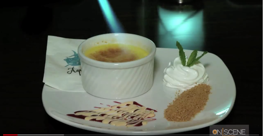 Restaurant video example
