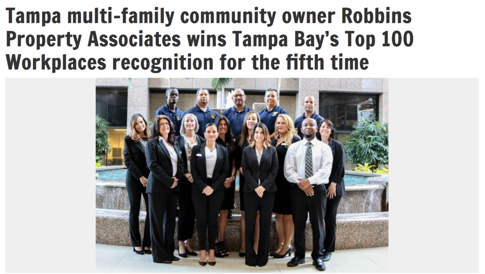 Robbins Property Associates