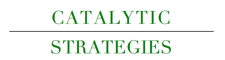 Catalytic Strategies