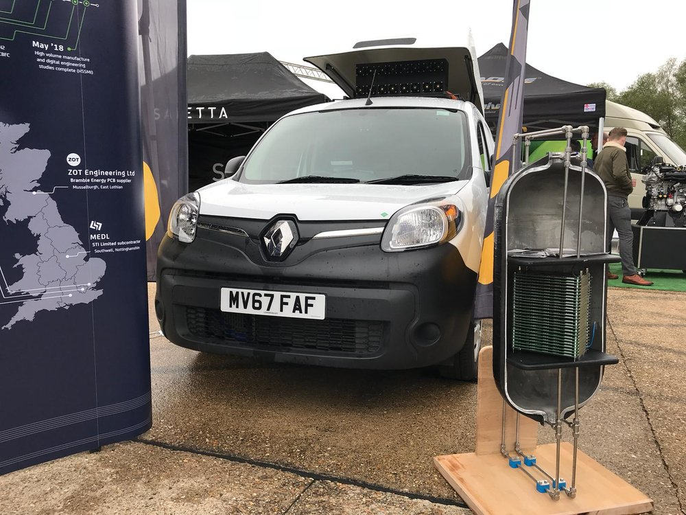 The Display at the Cenex LCV