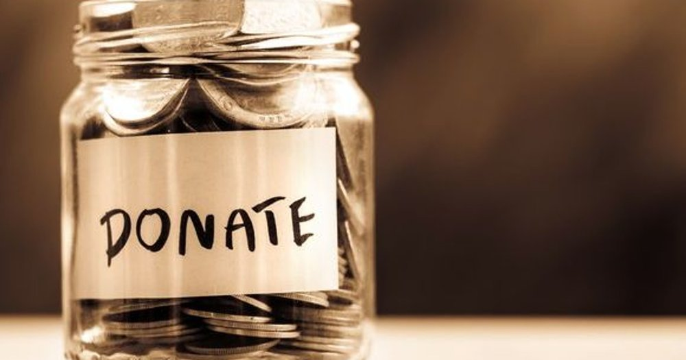 Single Donation - Only takes a minute