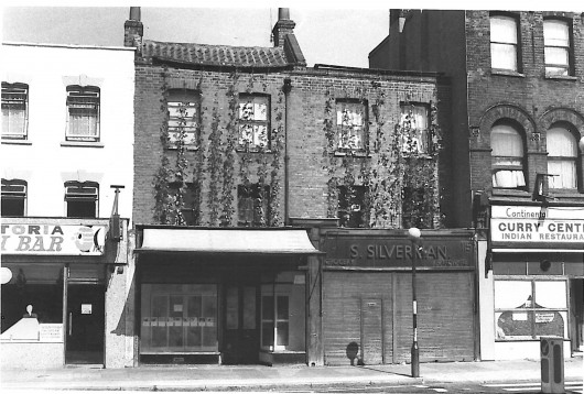 113-115 Roman Road, mid 1970s © Four Corners Ltd