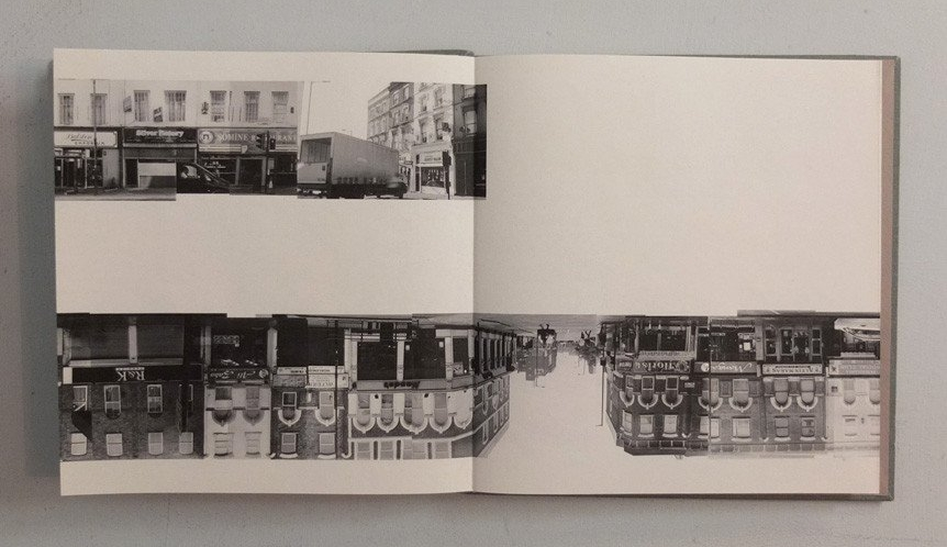 Spread from Kingsland Road, 2015 © Antony Cairns