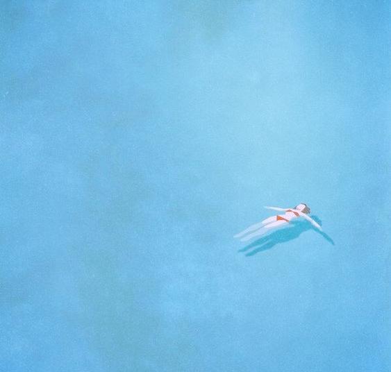 A Nap képe: Ahogy a Hal nem tud az Égben élni, úgy az Egod is feloldódik az Igazság Óceánjában.
