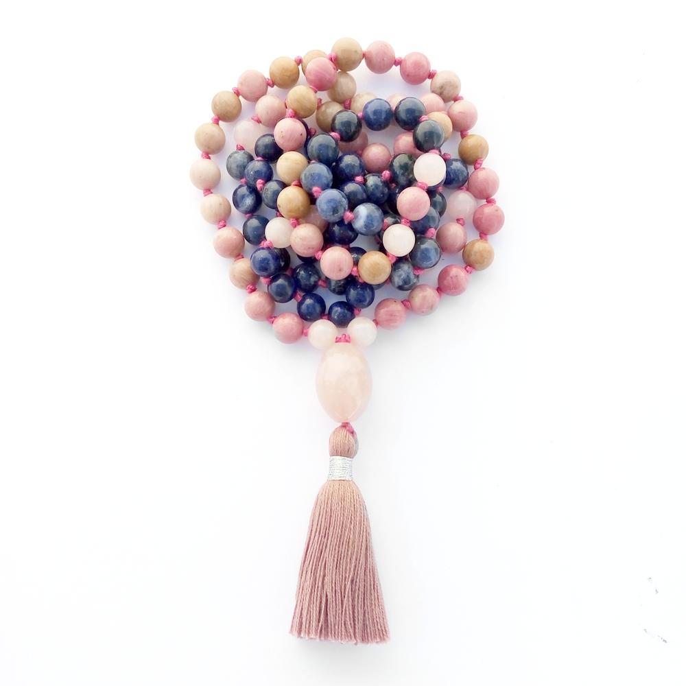 my mala necklace