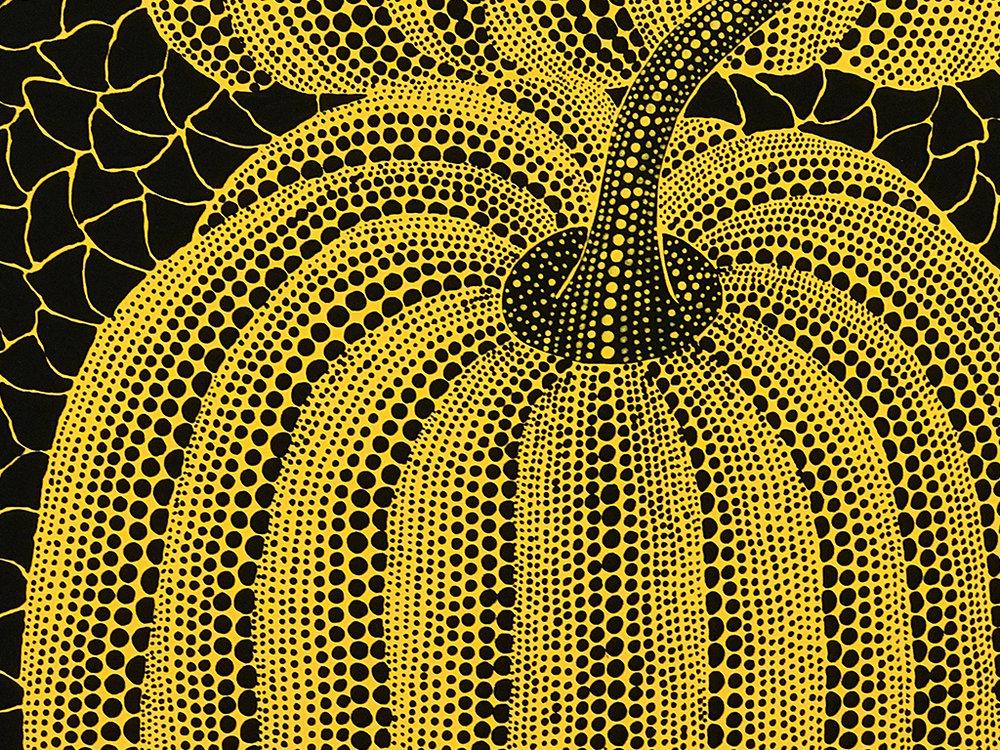 Yayoi Kusama  japán művész, szinkronicitás, hogy épp ma van a születésnapja...?