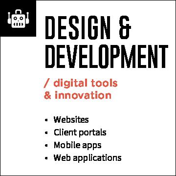 Applications, Design & Development