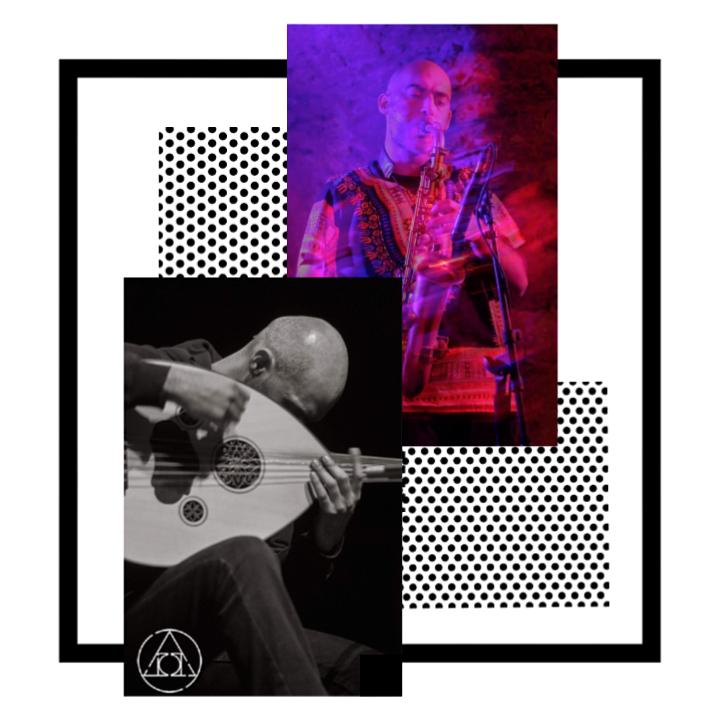 Dirar Kalash Manjm Haifa Oud Music