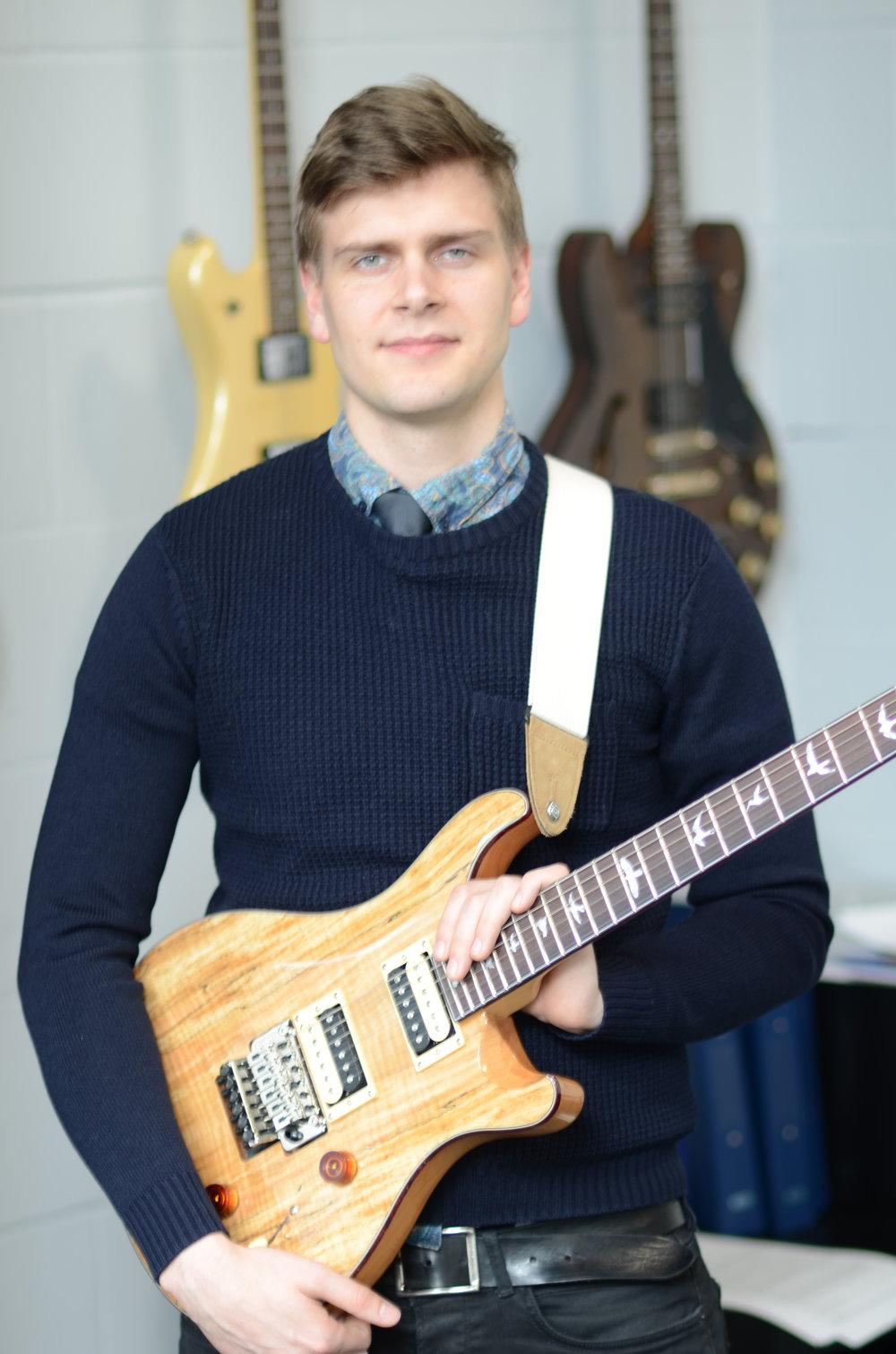Darryl, Teacher at Guitar Tuition East London