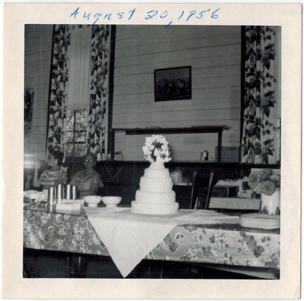 Wedding Shower, 1956