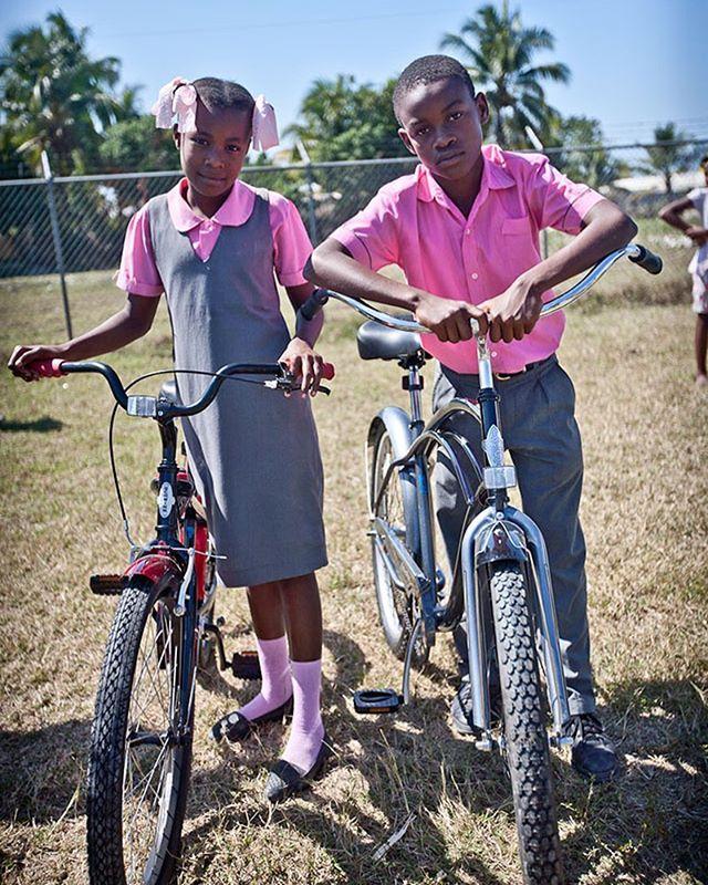 Bike Love. 💕 💗 ————————————- #oneworldbikes #bikes #bikelove #love #sustainability #sustainablesolutions #morebikesfewercars #justkeepriding #caribbeanbike #cruiserbikes #caribbean #repurpose #reducereuserecycle #recycle #donatedontdump #donatedontdumpbikes #keepriding