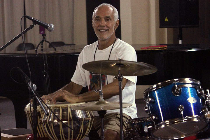 Fico Muñoz - Percucionist/Educator./Philosopher/Guru