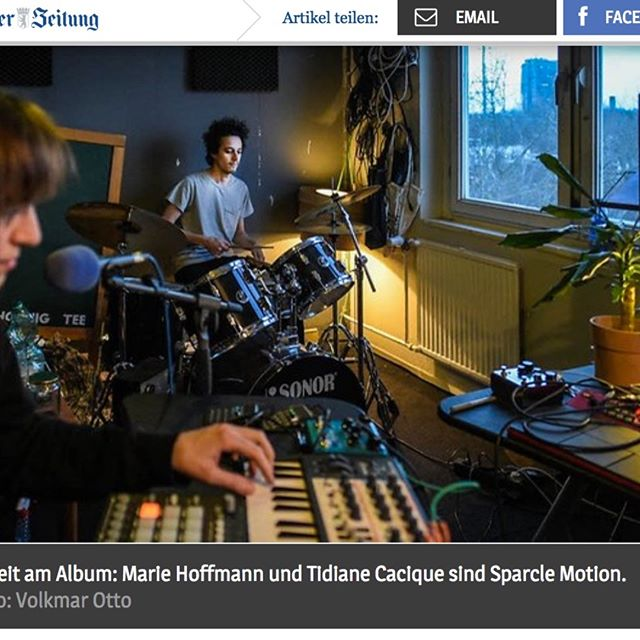 Sparkle Motion from NordPath records appears in the Berliner Zeitung!  An article about music studios in Berlin.  #music  #label  #newsound #berlin  #berliner_zeitung #livemusic #artist #musician #Sparkle-motion #electronique  #instamusic