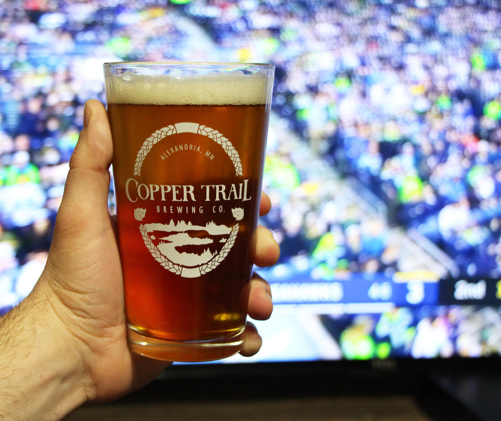 Copper Trail While Watching the Thanksgiving Game