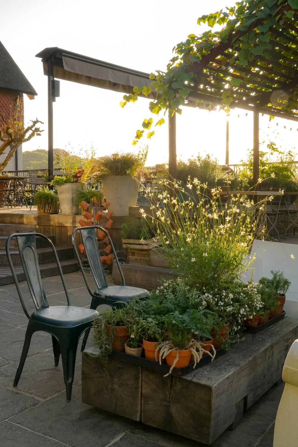 The Beacon | Garden Kitchen | Tunbridge Wells | Farlam & Chandler