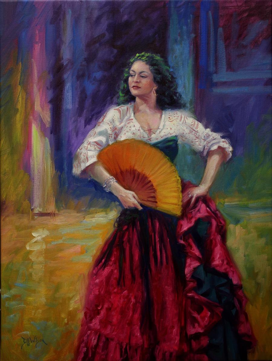 Kirstin Chavez IS Carmen