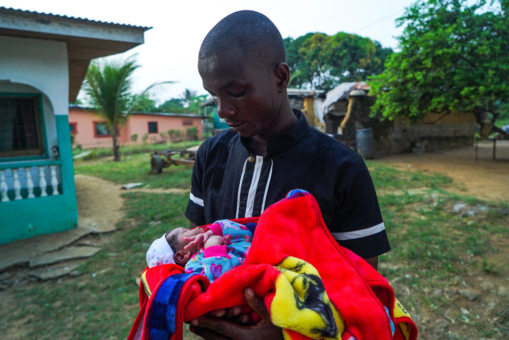 - Story for NPR on the death of Salome Karwah, former cover person of the year for TIME Magazine, who succumbed to childbirth complications nearly three years after surviving Ebola. Published March 2017. [LINK]