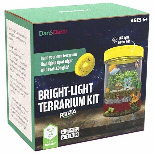 Light Up Terrarium Kit Dan Darci