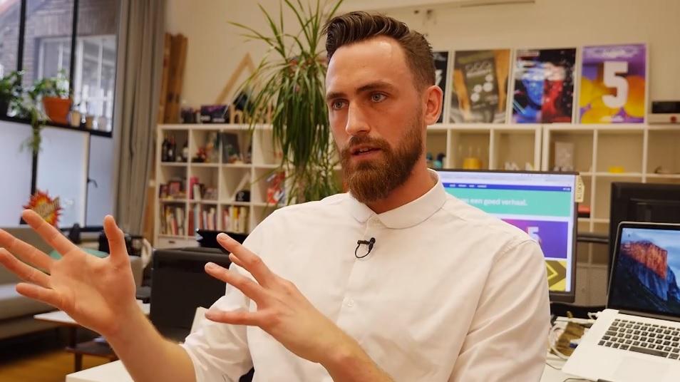 Hilmer Thijs, Studio Hands over marketing
