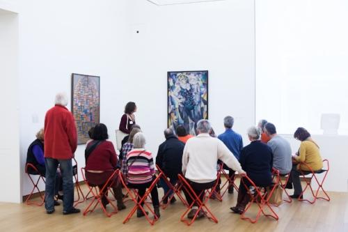 Beeld: Tomek Dersu Aaron, Studio I voor Stedelijk Museum Amsterdam. Onvergetelijk.