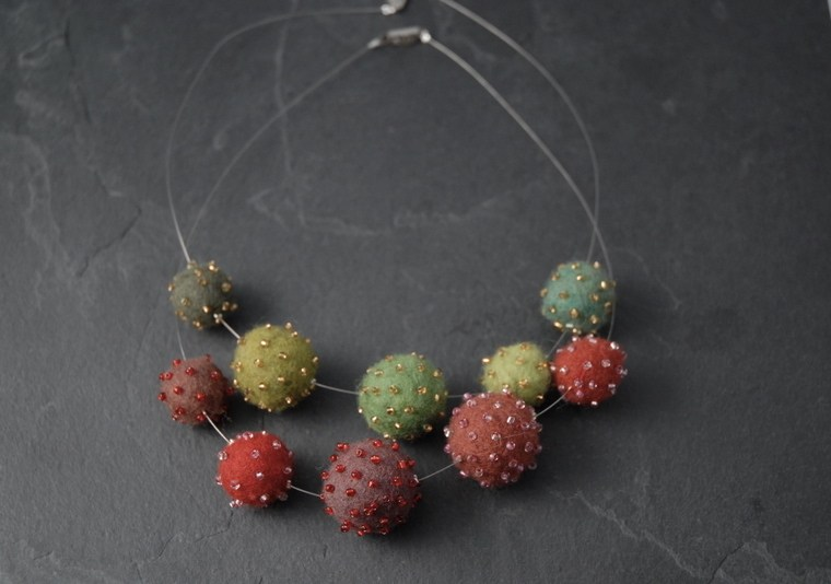 orbit necklaces ii