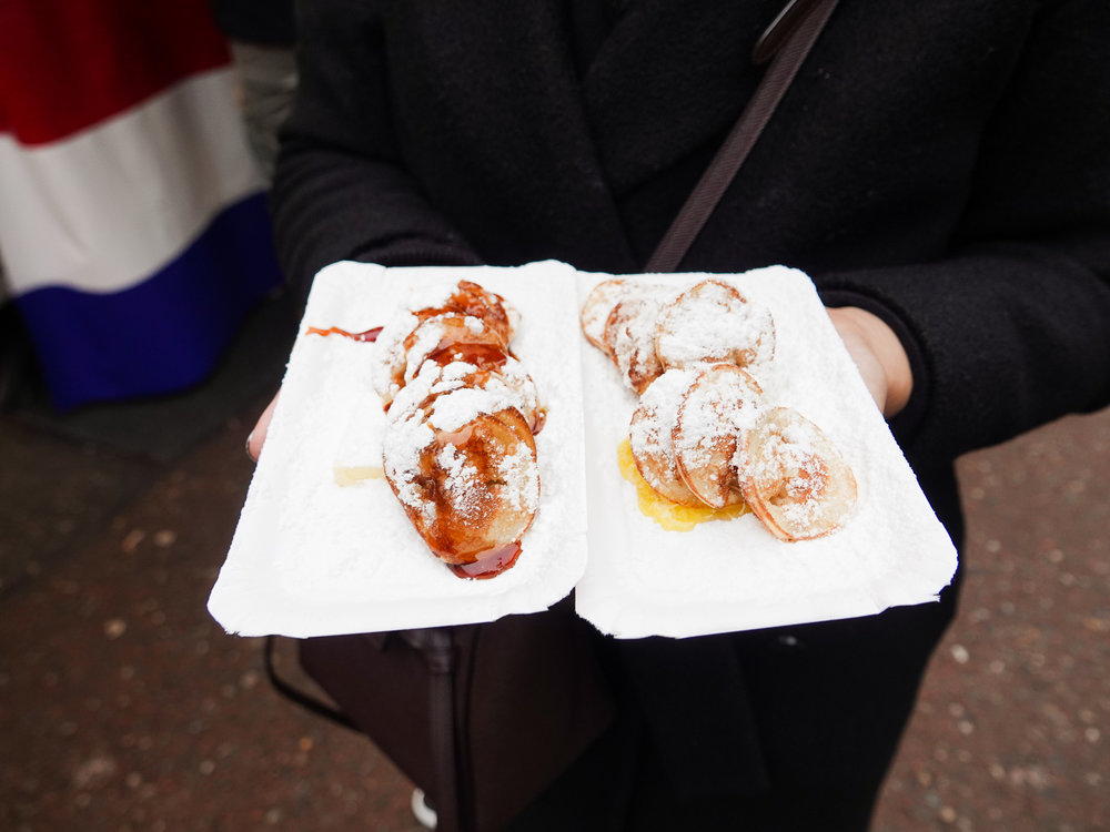 More poffertjes!