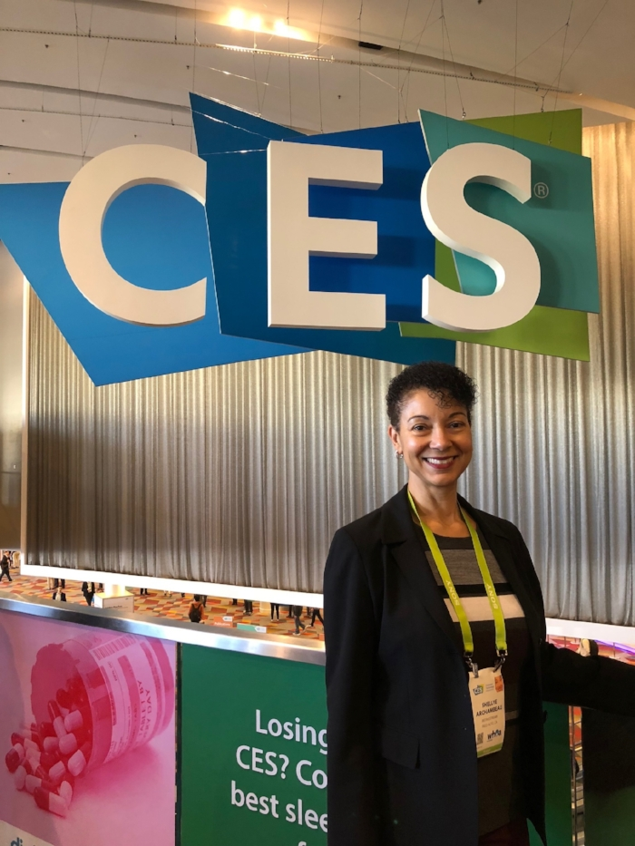 Shellye Archambeau at CES2018