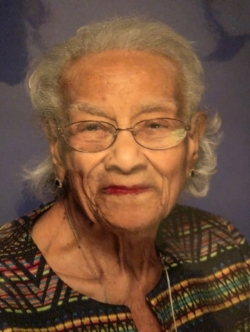 Gran - 105 years young