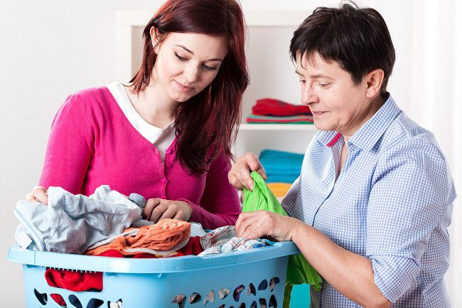 Seek help   Asking someone else to help with child care, cleaning or cooking can take the pressure off your support person, even if it's just for a short respite from the daily grind.