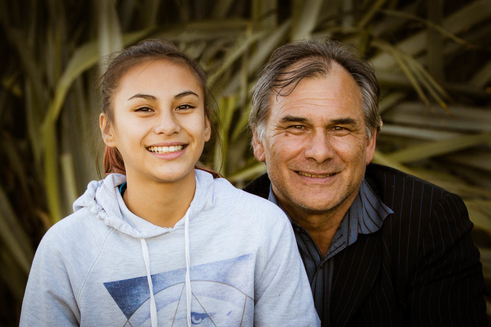 I think sports diversity is a good way to build up your physicality and life skills and to help in the ongoing ngaretahu pathway that we all tread, including our parents and extended whānau. -