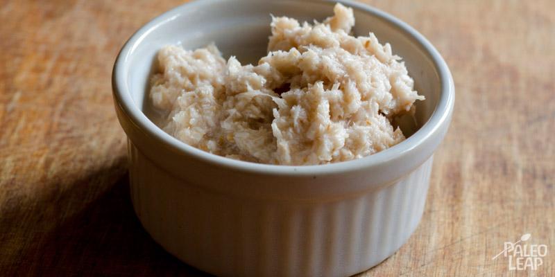 Chopped Horseradish