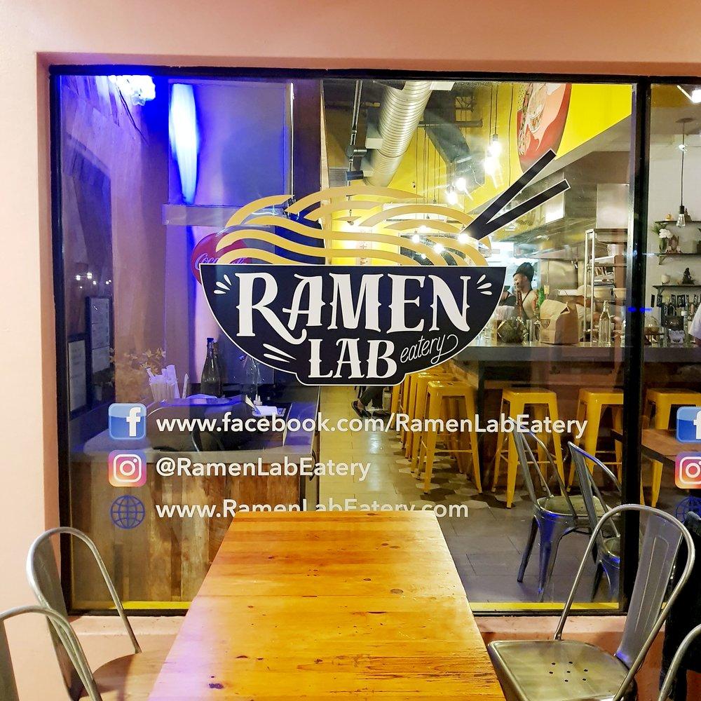Ramen Lab Eatery Boca Raton Florida