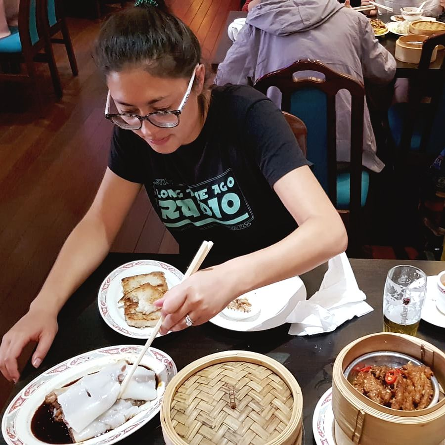 Tai Wu Dim Sum Chinese Restaurant Rotterdam Netherlands Holland asian food travel craving