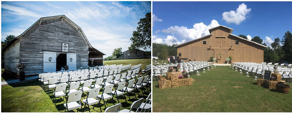 Perfect Barn Weddings in South Carolina | Palmetto State Weddings