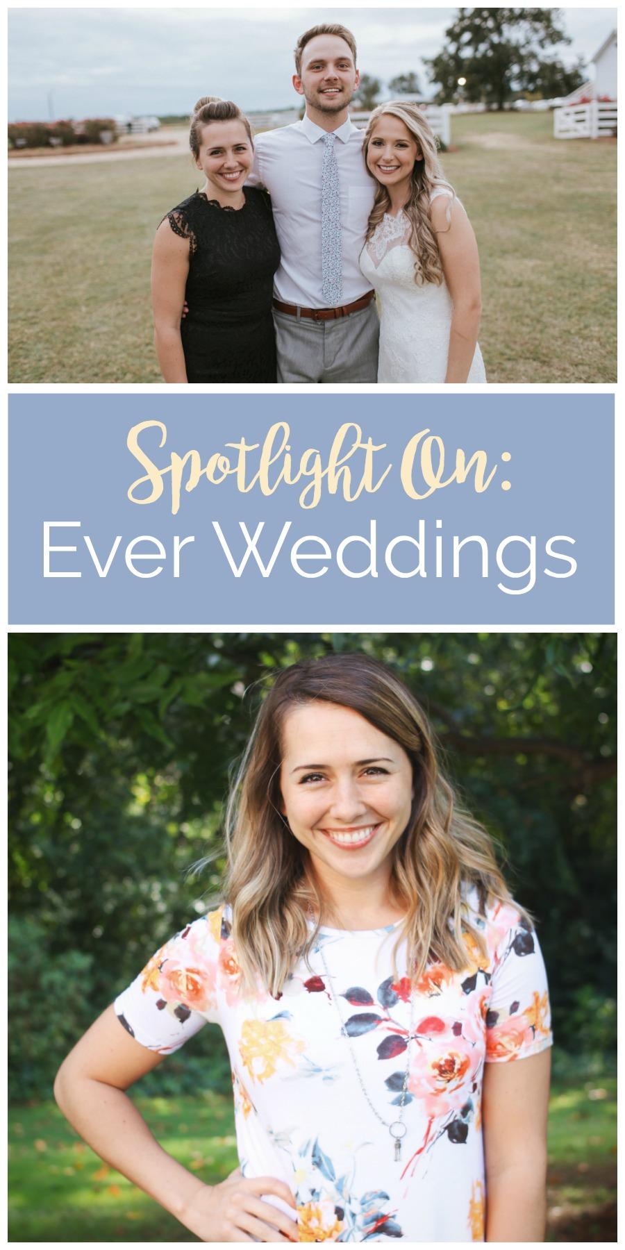 Spotlight On: Ever Weddings | Palmetto State Weddings