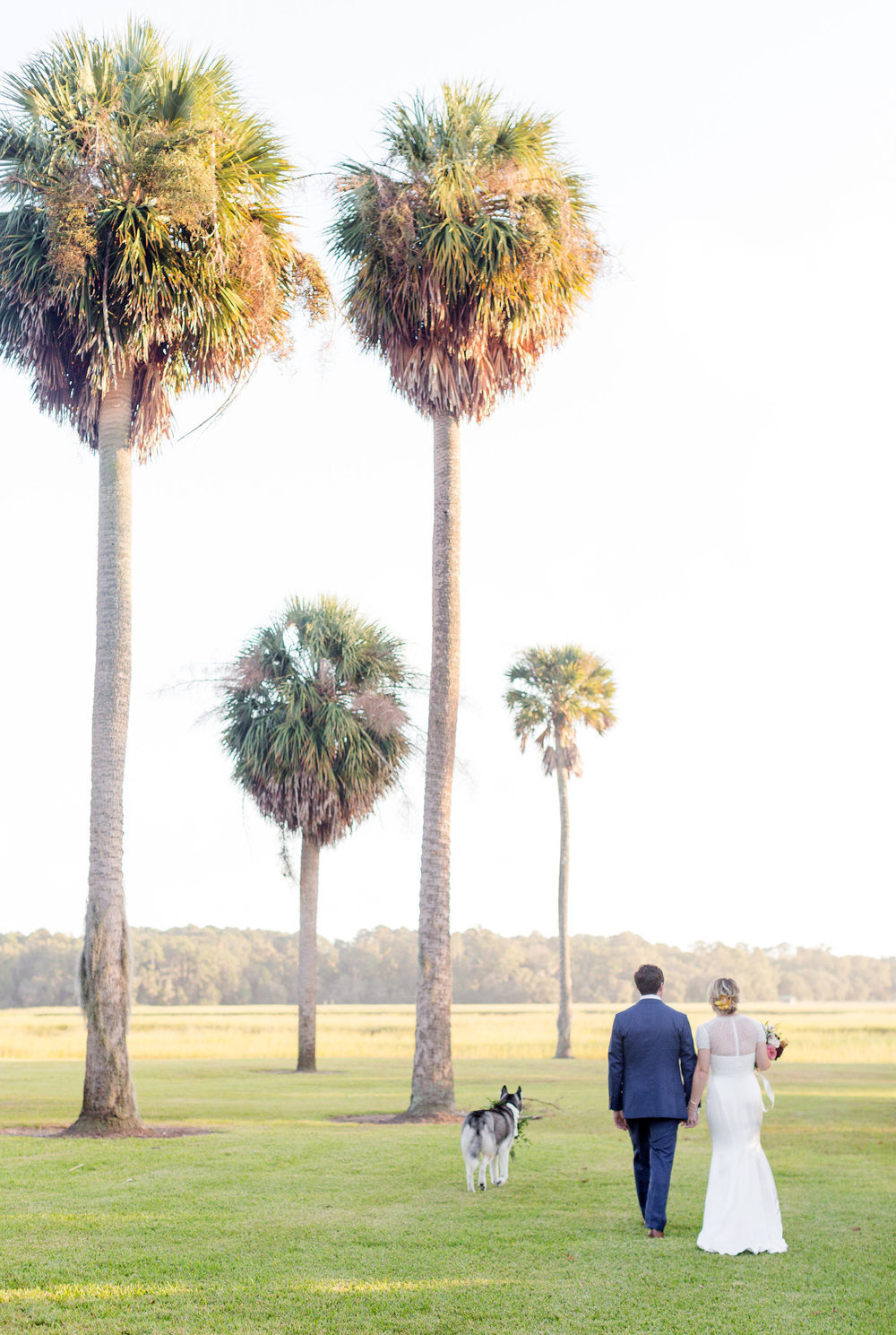 Carrie + Douglas: Dream Edisto Island Wedding at Cypress Trees Plantation | Palmetto State Weddings