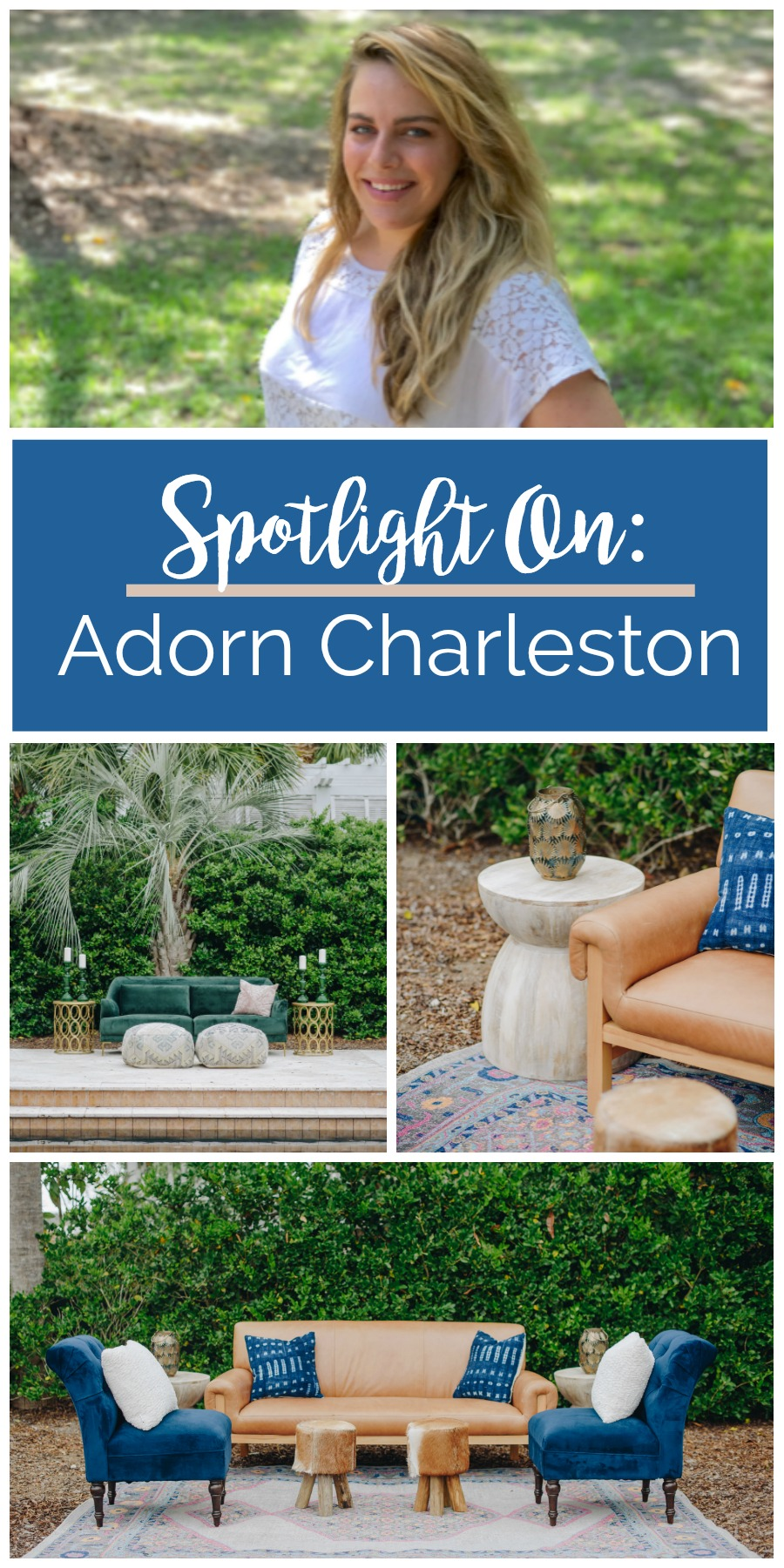 Spotlight On: Adorn Charleston Weddings and Event Rentals | Palmetto State Weddings