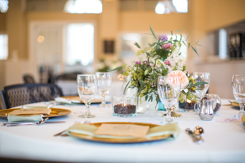 Emily + Stephen: A Coffee Themed Wedding in the Grand Strand | Palmetto State Weddings