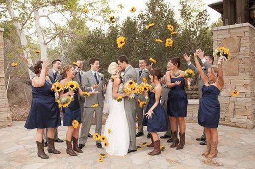 345f465f2795 Mood Board: Rustic Sunflower Wedding — Palmetto State Weddings