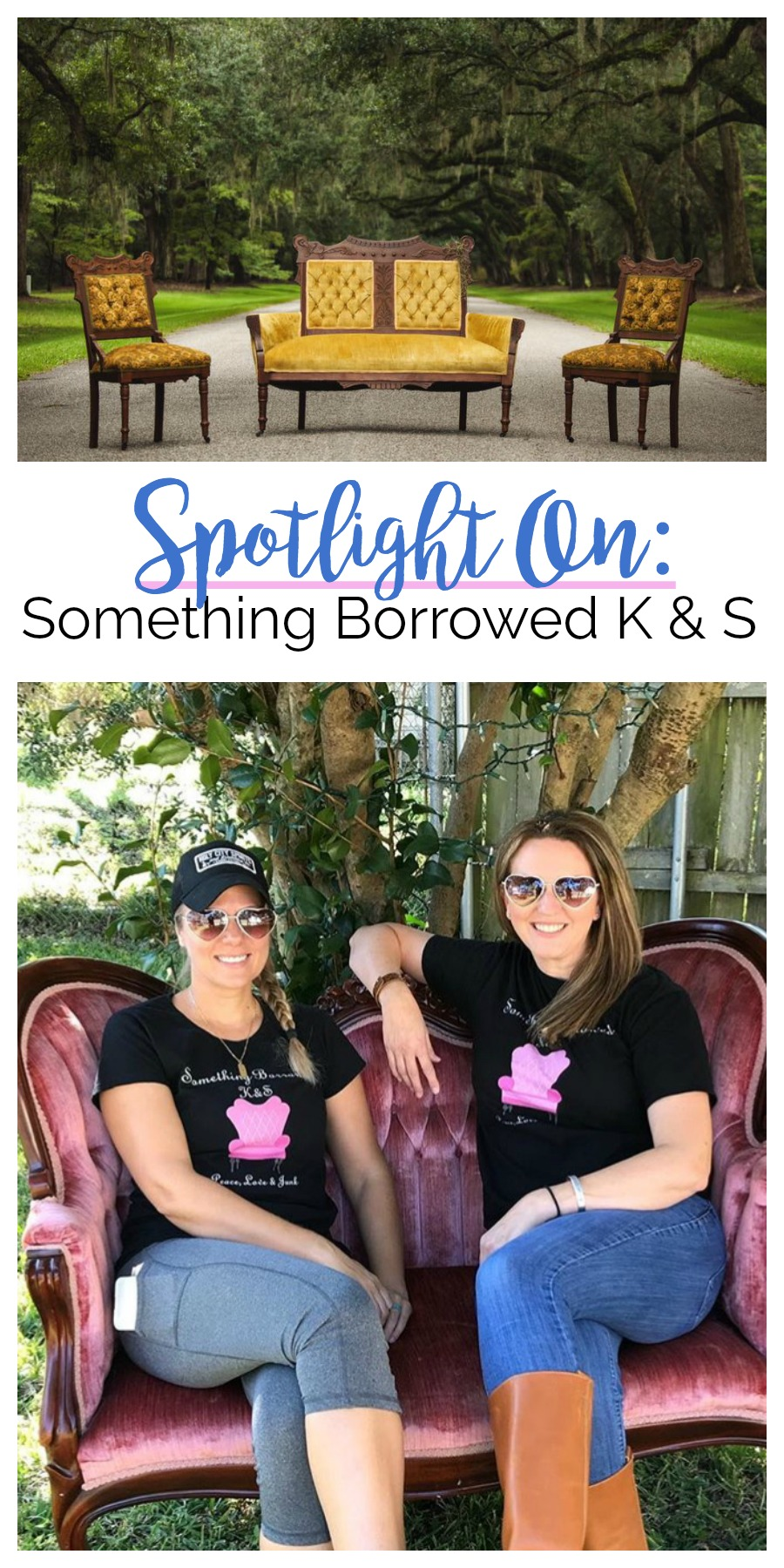 Spotlight On: Something Borrowed K & S | Palmetto State Weddings