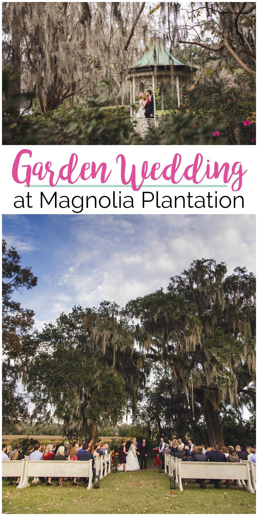 AnnaMaria + Samuel: Captivating Garden Wedding at Magnolia Plantation, Charleston, South Carolina | Palmetto State Weddings | Photography by Richard Bell Photography | Charleston wedding venues