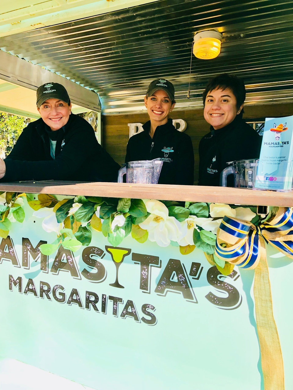 Spotlight On: Mamasita's Margaritas | Palmetto State Weddings