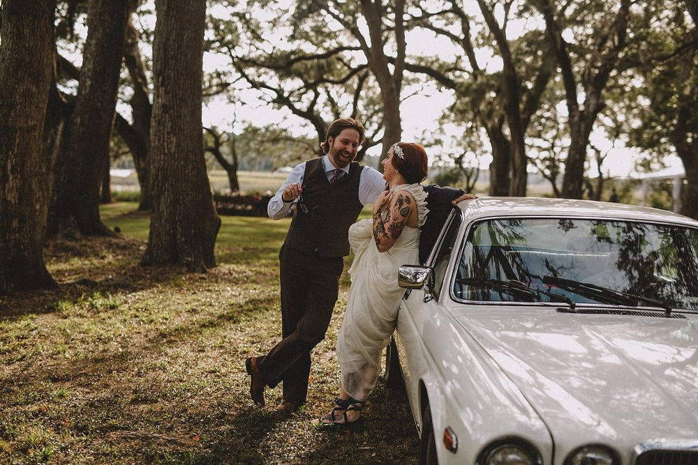 Amy + Nick: A Novel Wedding for Writers in Hollywood | Palmetto State Weddings