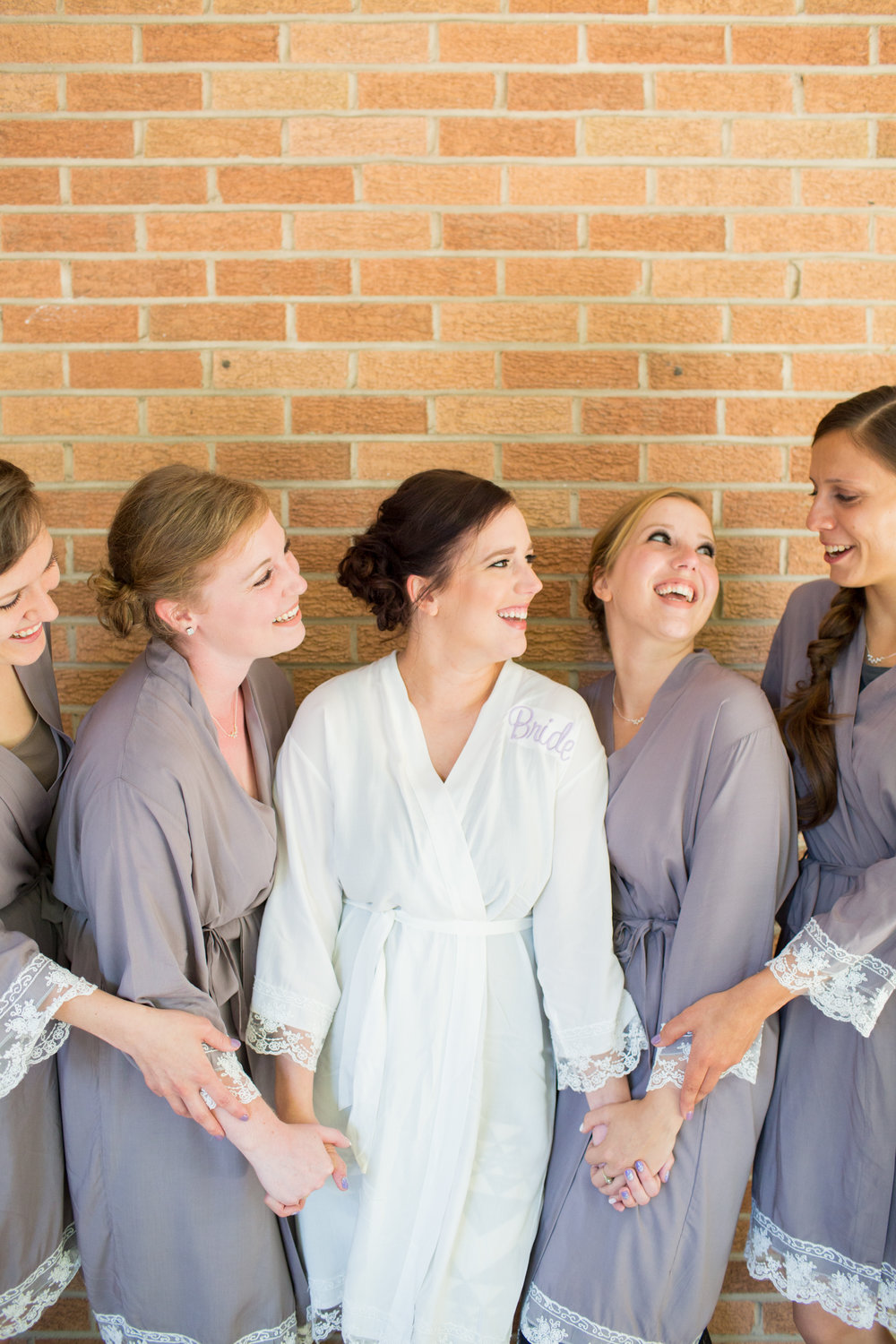 Jessica + Arin: A Columbia Church Wedding in Lavender and Grey | Palmetto State Weddings