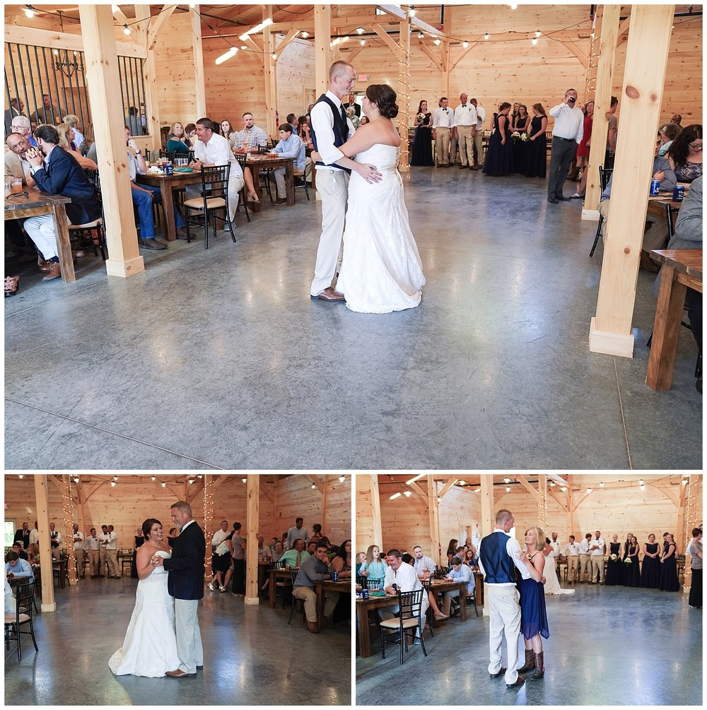 Chana + Travis: Rustic Barn Wedding at Forevermore Farm | Palmetto State Weddings`1