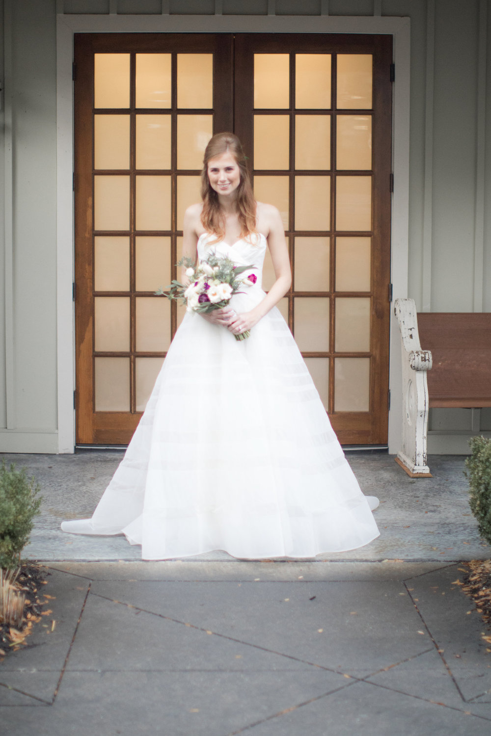 Wedding Inspiration: Bridal Fashion Shoot at Coleman Hall, Mount Pleasant, South Carolina | Palmetto State Weddings