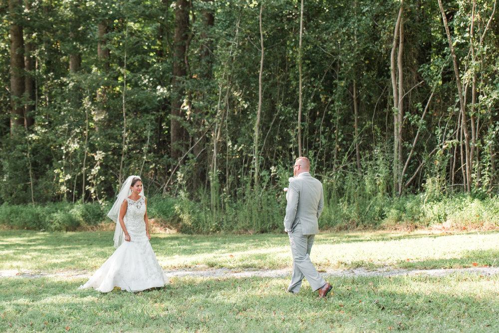 Sierra + Chase: Idyllic Afternoon Wedding at Hampton Road Farms | Palmetto State Weddings