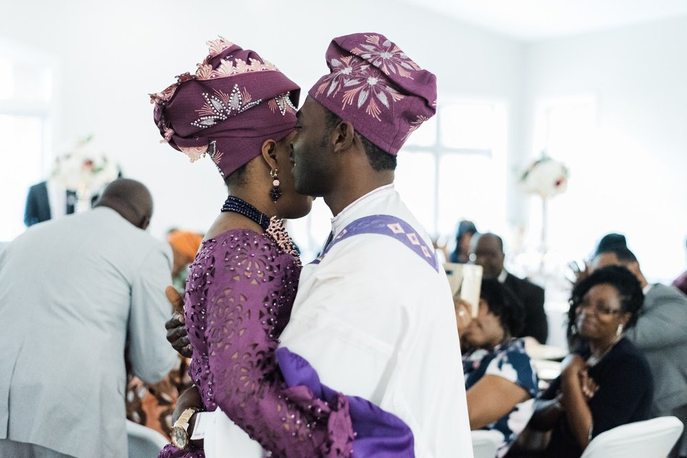 Karla + Kayode: Vibrant Nigerian Wedding in the Lowcountry | Palmetto State Weddings