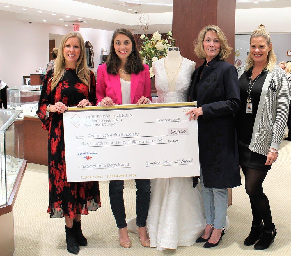 Spotlight On: Southern Protocol Bridal | Palmetto State Weddings